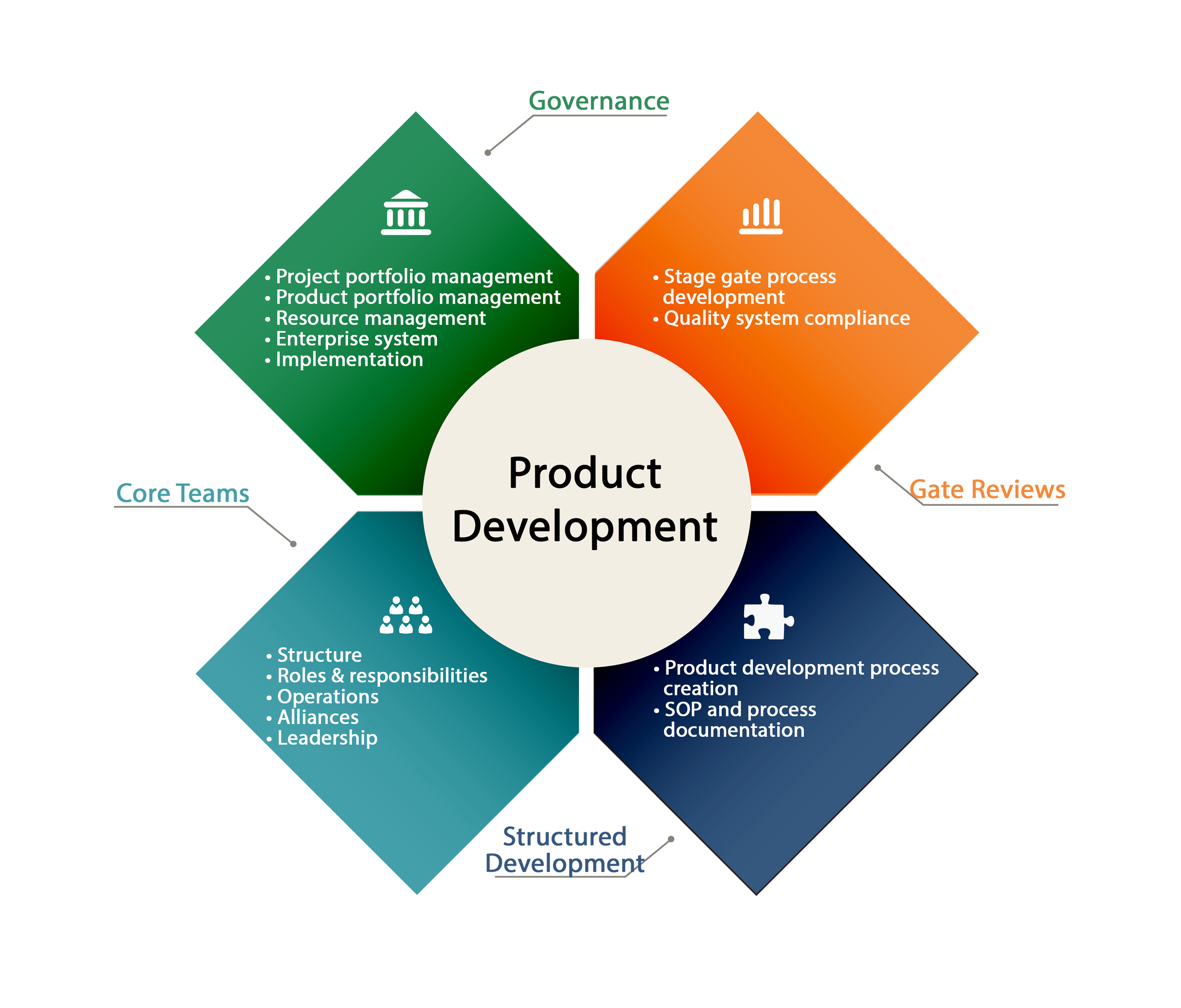 Dicelogic Solutions, software product development